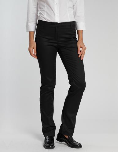 Damen Hose Tivoli Comfort - schwarz