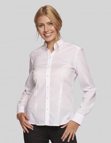 Damen Bluse Corvara - weiß