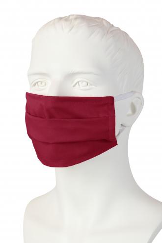 Wiederverwendbare Mund-Nasen-Maske - cherry