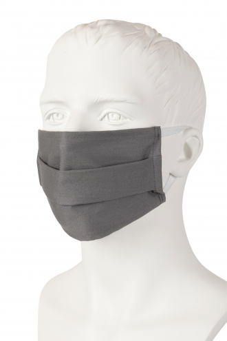 Wiederverwendbare Mund-Nasen-Maske - orange