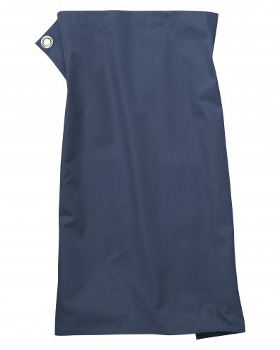 Pizzone Classic - Schürze - 80 x 71cm - dunkelblau