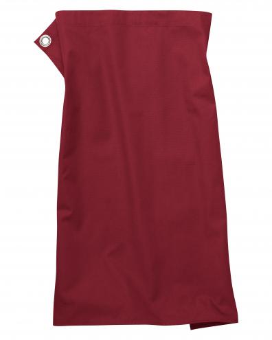 Pizzone Classic - Schürze - 80 x 71cm - regency red