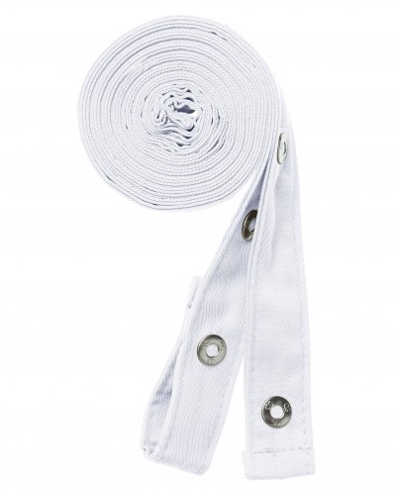 Pizzone Classic - Bänderset - weiß