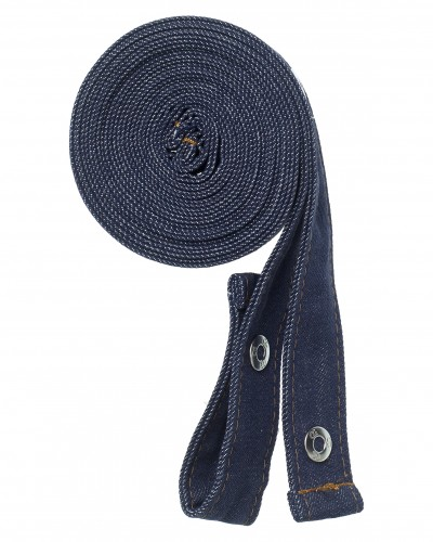 Pizzone Jeans - Bänderset - denim