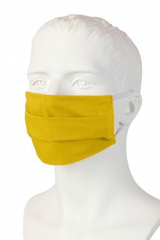 Wiederverwendbare Mund-Nasen-Maske - sunshine