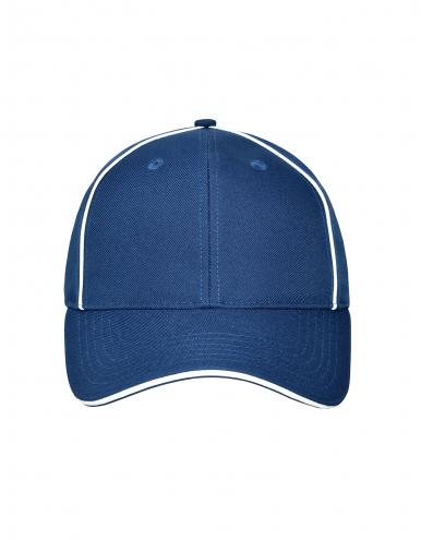 6 Panel Workwear Cap - SOLID - dark-royal