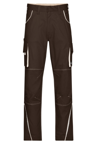 Workwear Pants - COLOR - brown/stone