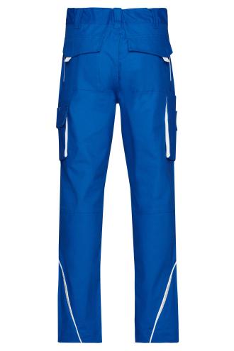 Workwear Pants - COLOR - royal/white