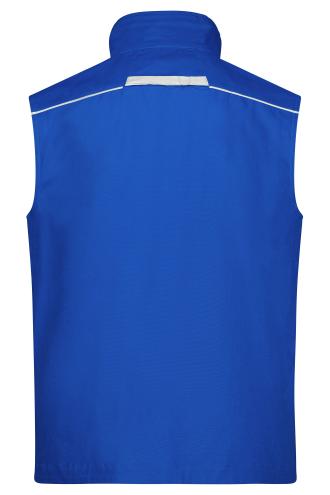 Workwear Vest - COLOR - royal/white