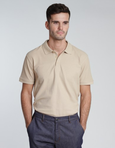 Men Poloshirt Iseo - nature