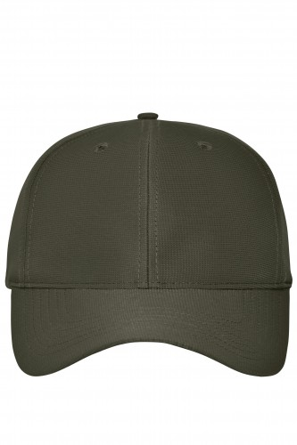 6 Panel Workwear Cap - COLOR - olive