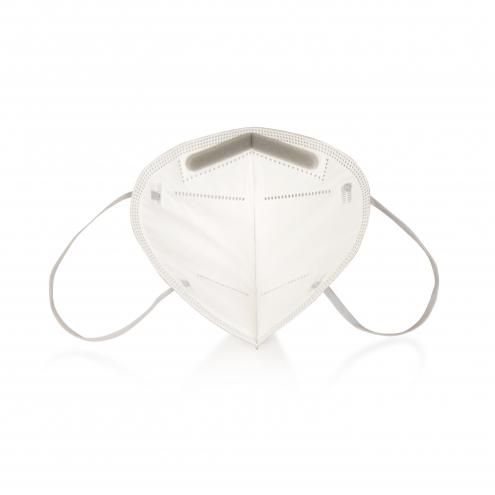 FFP2 Mundschutz - Feinstaubmaske - Türkis - CE Zertifiziert
