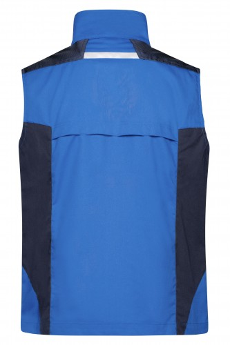 Workwear Vest - STRONG - royal/navy