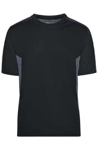 Craftsmen T-Shirt - STRONG - black/carbon
