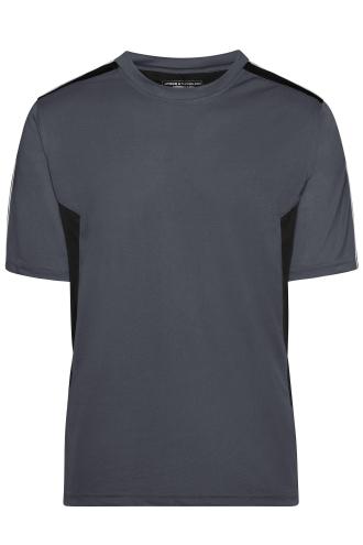 Craftsmen T-Shirt - STRONG - carbon/black