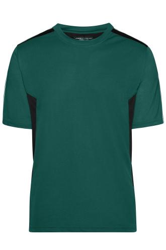 Craftsmen T-Shirt - STRONG - dark-green/black