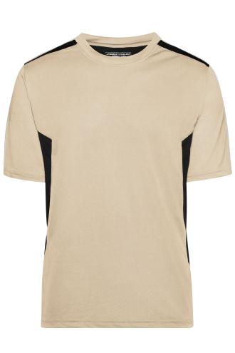 Craftsmen T-Shirt - STRONG - stone/black