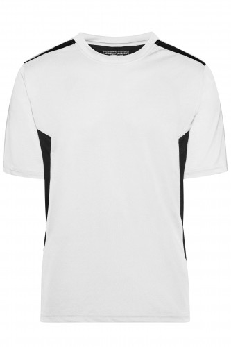 Craftsmen T-Shirt - STRONG - white/carbon