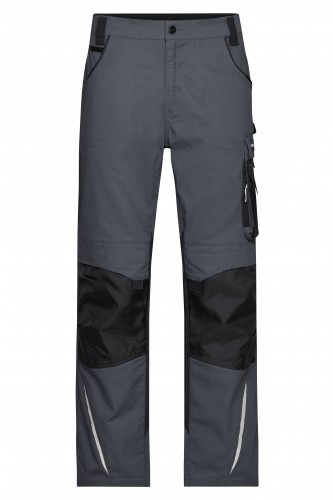 Workwear Pants - STRONG - carbon/black