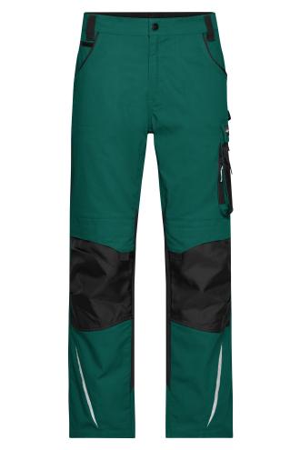 Workwear Pants - STRONG - dark-green/black