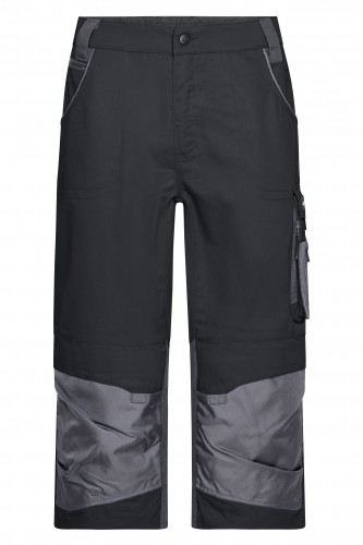 Workwear 3/4 Pants - STRONG - black/carbon