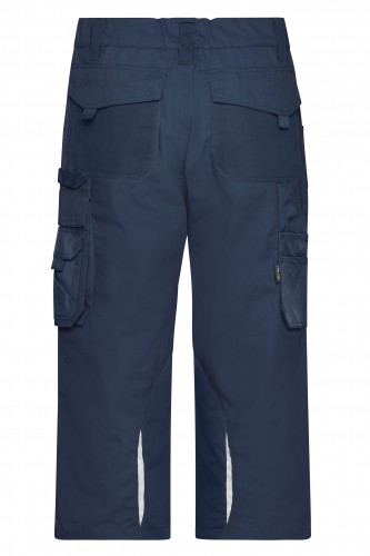 Workwear 3/4 Pants - STRONG - navy/navy