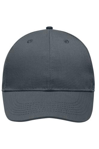 6 Panel Workwear Cap - STRONG - carbon