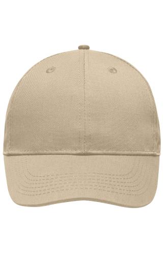 6 Panel Workwear Cap - STRONG - stone