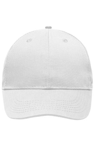 6 Panel Workwear Cap - STRONG - white