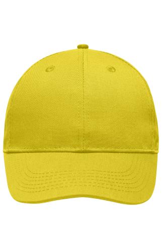 6 Panel Workwear Cap - STRONG - sun-yellow