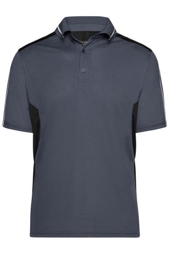 Craftsmen Poloshirt - STRONG - carbon/black