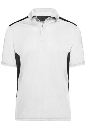 Craftsmen Poloshirt - STRONG - white/carbon
