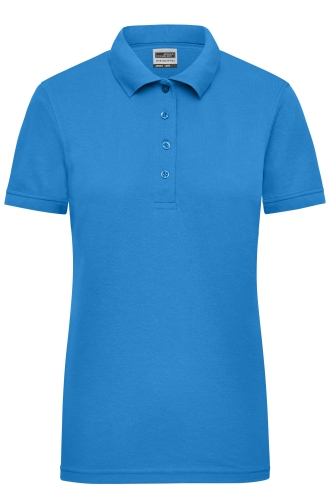 Ladies Workwear Polo - aqua
