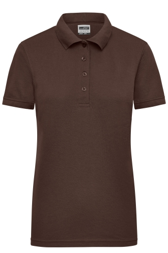 Ladies Workwear Polo - brown