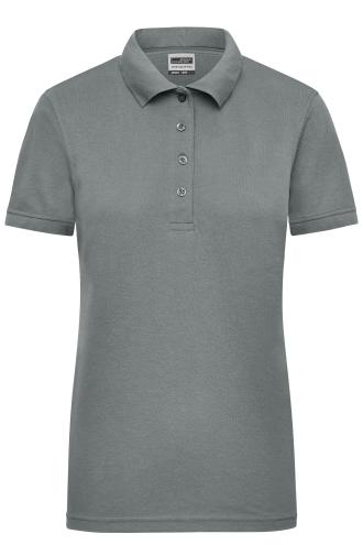 Ladies Workwear Polo - dark-grey
