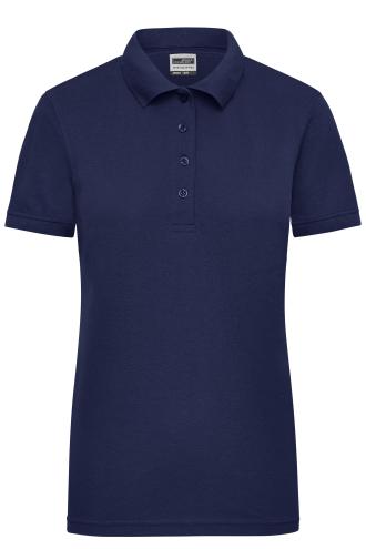 Ladies Workwear Polo - navy