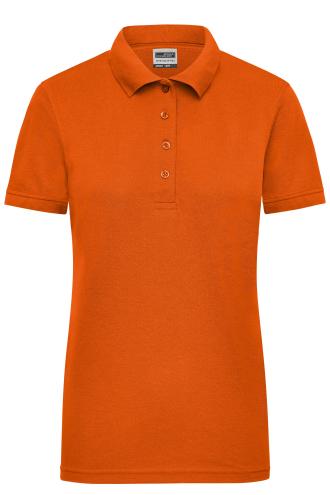 Ladies Workwear Polo - orange