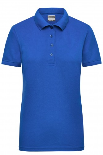 Ladies Workwear Polo - royal