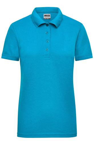 Ladies Workwear Polo - turquoise