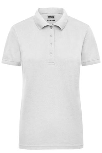 Ladies Workwear Polo - white