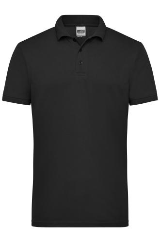Mens Workwear Polo - black