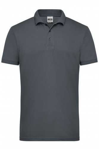 Mens Workwear Polo - carbon