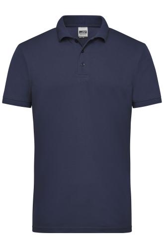 Mens Workwear Polo - navy