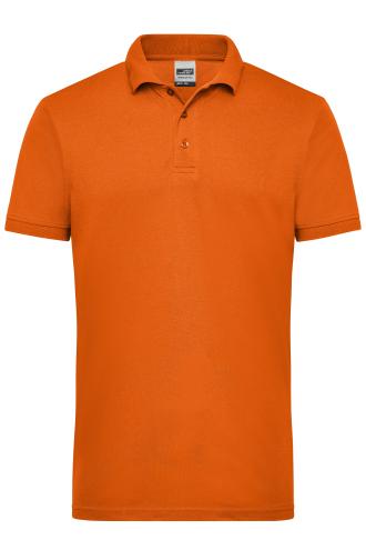 Mens Workwear Polo - orange