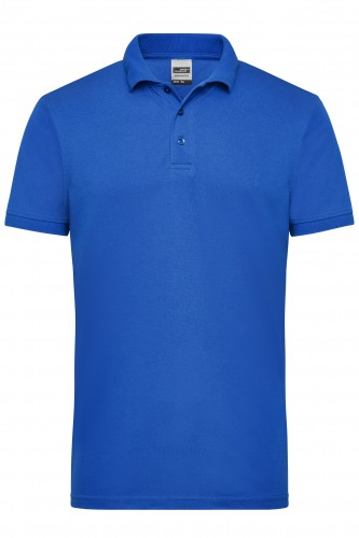 Mens Workwear Polo - royal