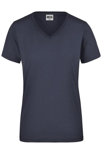 Ladies Workwear T-Shirt - navy
