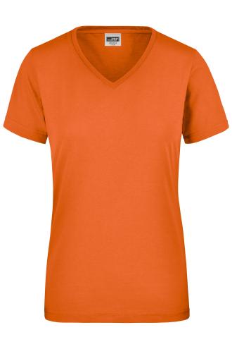 Ladies Workwear T-Shirt - orange