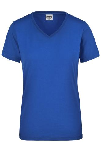 Ladies Workwear T-Shirt - royal