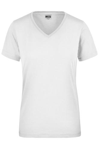 Ladies Workwear T-Shirt - white