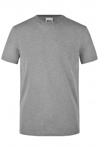 Mens Workwear T-Shirt - grey-heather